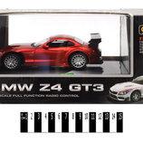 Машина колек. повне радіокерув. BMW Z4 коробка р. 51 20,5 18 см