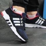 Кроссовки мужские Adidas Equipment blue/red