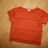 Блуза-Тиншот на девочку 7-8 лет
