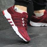 Кроссовки мужские Adidas Equipment burgundy