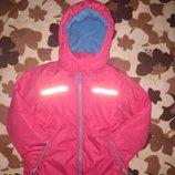 Зимняя куртка на рост 110-116см