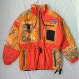 Яркая деми куртка, р-р L, курточка, пальто, пуховик, ветровка