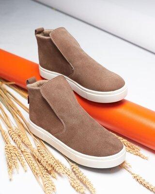Шикарные натуральные кожаные ботинки / слипоны Размеры 32,33,34,35,36,37,38,39,40,41