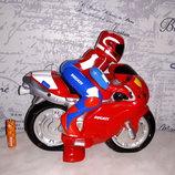 Большой мотоцикл Chicco Ducati