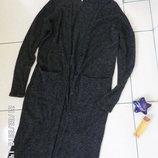 Sparkle & Fade S-M довгий светр-пальто