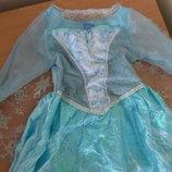 Платье карнавал 7-8 лет Disney Дисней оригинал фирменное