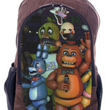 Рюкзак школьный Five Nights At Freddy's 5 ночей с Фредди купить городской