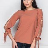 Нарядная блуза Ameli разных расцветок