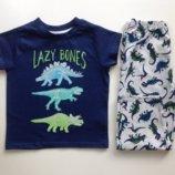 Пижама для мальчика 2-8 лет primark