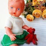 Кукла куколка Emil Schwenk ES Гдр Германия