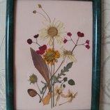 Отличный подарок к 8 марта Флористическая картина