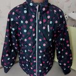 Зимняя термо куртка 6-7 л