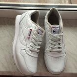 Кожаные кроссовки Reebok classic 41-46 размеры