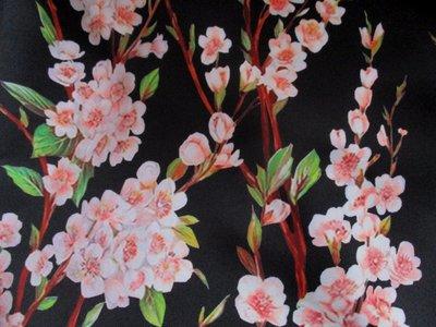 Отрезы плательной ткани в цветочнй принт, фотопечать, ткань, ткани