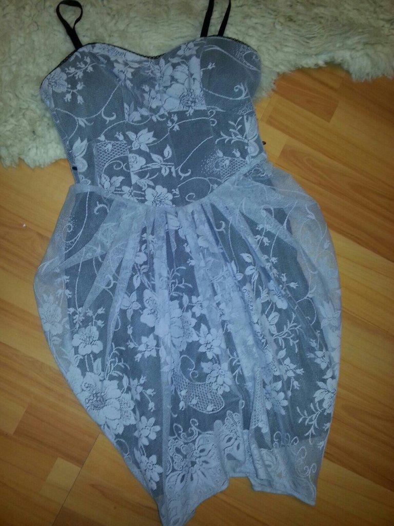 e4dc613506e Очень красивое ажурное платье.  100 грн - вечерние платья в Донецке ...