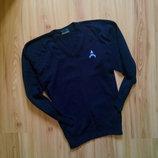Шикарный мягусенький брендовый свитер для мужчины, размер Хl/