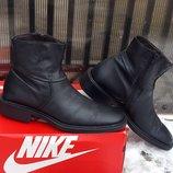 Кожаные демисезонные ботинки сапоги Mac Dugan 42 р.