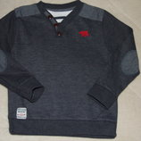 свитер синий 5лет сток