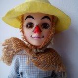 Кукла Страшила из Страны Оз редкая необычная винтаж