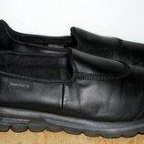 Слипоны Skechers. 38 размер. 24.5 см