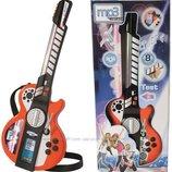 Музыкальный инструмент Электрогитара гитара Мр3 Simba 6838628