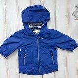 NEXT стильная куртка- ветровка на мальчика 3-6 мес