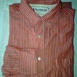 WRANGLER Фирменная рубашка 100% коттон