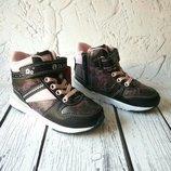 SALE Демисезонные ботинки, хайтопы Том.м в наличии 27,29 р.