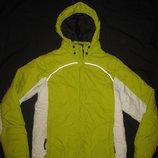 164 рост, зимняя термо куртка Icepeak лыжная