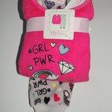 Красивая и теплая пижамка от Primark на 2-3,3-4 года
