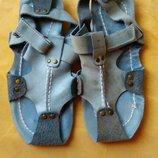 кожаные сандалии прадо разм.31
