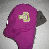 5-8 лет, зимняя термо шапка ушанка Didriksons, дидрик