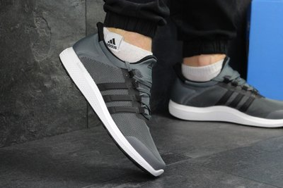 bd522197 Кроссовки мужские Adidas Bounce Gray: 950 грн - мужские кроссовки ...