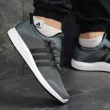 Кроссовки мужские Adidas Bounce Gray