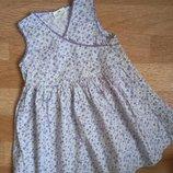 Платье, сарафан на малышку 12 мес