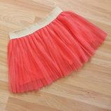 Фирменная юбка Palomino малышке 5-6 лет состояние отличное