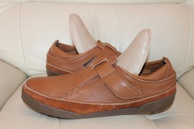 Португальські мокасини-туфлі Sioux