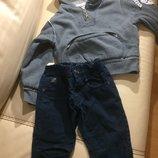 Худи Free Star джинсы и толстовка