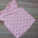 Фирменная футболка George малышке 4-5 лет состояние отличное Сделать горячимНа главнуюСоздать аукцио