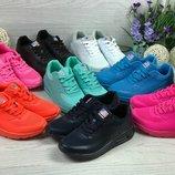 Женские кожаные кроссовки NIKE AIR MAX 90 Hyperfuse,разные цвета