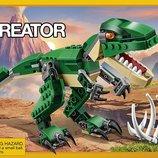 Lego Creator Mighty Dinosaur Конструктор Лего Грозный динозавр 31058
