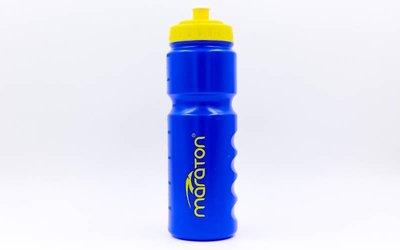 Бутылка для воды спортивная Maraton 8003 объем 750мл