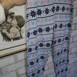Пижамные тонкие штаники TU Disney р 10 сток