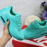 Кроссовки женские Nike Air Max menthol