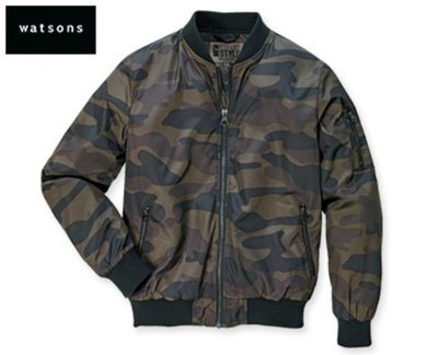 Куртка-Бомбер в стиле Military Watson's.Германия p.евро 56 XL