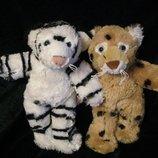 Тигр.тигренок.леопард.мягкая игрушка.мягка іграшка.мягкие игрушки.Teddymountain