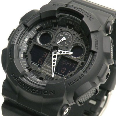 Часы мужские Casio G-Shock All black