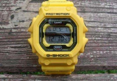 Часы мужские Casio G-shok GX-56 Yellow