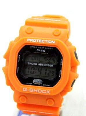 Часы мужские Casio G-shok GX-56 Orange