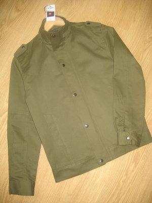 Коттоновая курточка/ветровка vttsi
